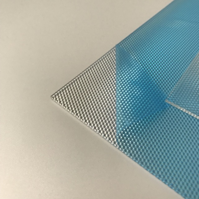 防眩光扩散板(六角棱晶扩散板)